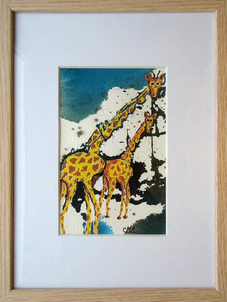 Giraffer til Johan